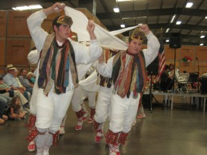Bakersfield and Chino dancers entertained the crowd.