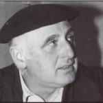 Bertsolari Johnny Curutchet. Photo: Courtesy of San Francisco Basque Club.