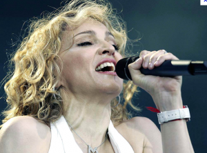 Madonna recently visited the Basque Country. Photo: Versusali