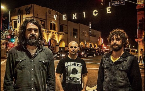 Berri Txarrak records its 8th album in Venice. Photo by Galder Izagirre