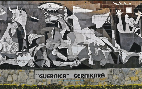 Poster for the Guernica Project