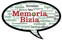 Memoria Bizia is the name of the project that seeks to conserve the history of immigrants who left the Basque Country