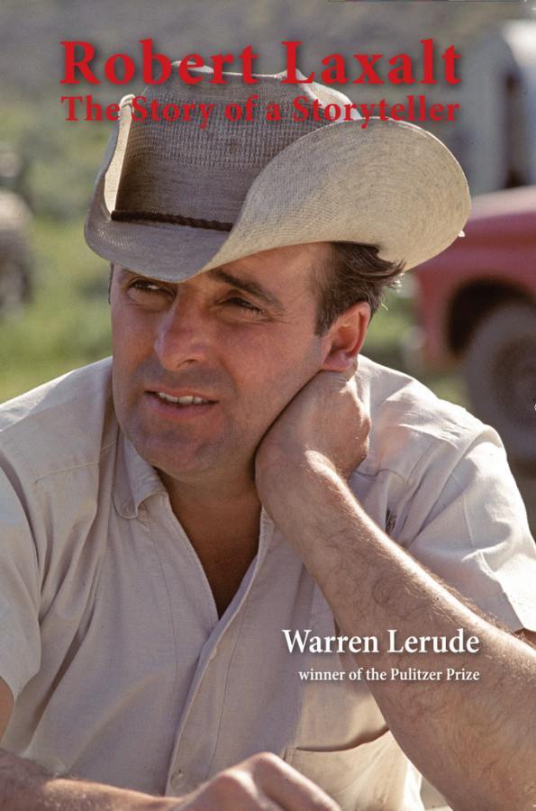 Robert Laxalt by Warren Lerude