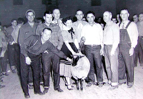 1949 Lamb Auction