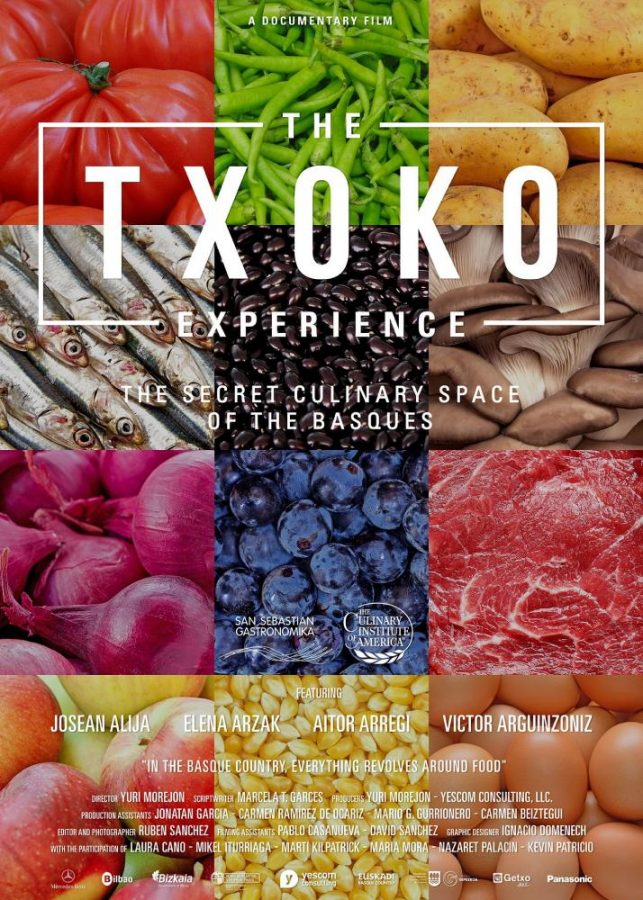 Movie poster for The Txoko Experience