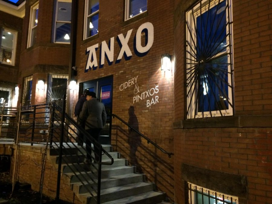 Anxo in Washington D.C.
