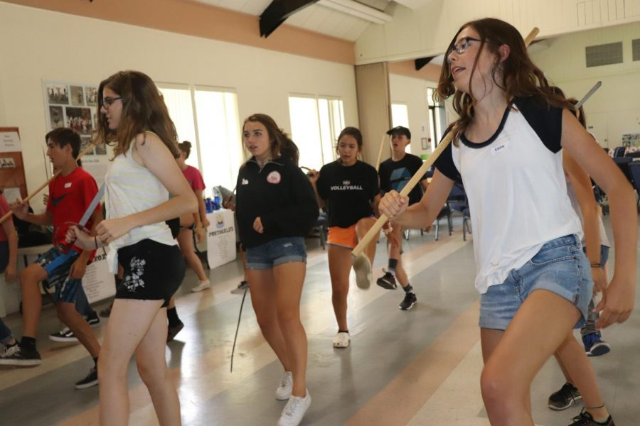 Basque youth explore Reno during Udaleku culture camp
