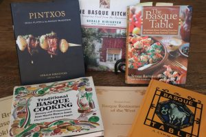 Many Basque cookbooks have been published over the years.