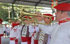 Musicians Galore at the Chino Basque Festival 2018