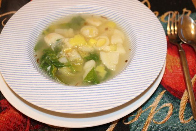Porrusalda - Leek Soup