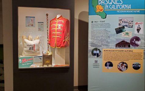 The Basques in California Exhibit in Boise's Basque Museum