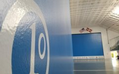 Navigation to Story: Electric Blue Paint Job on Pelota Court Helps Pave Way for Int'l Competition