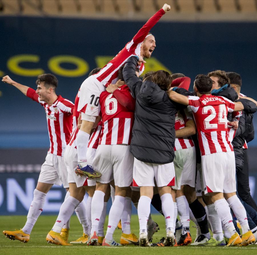 Athletic Bilbao Supercopa 2021
