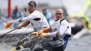 Iker Martinez and Xabi Fernandez, Olympic Sailors
