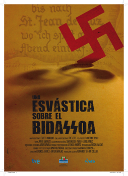 """The film """"Basque Swastika"""" looks at the NAZI occupation of the Basque Country. Photo: San Sebastian Film Festival."""