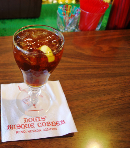 Picon Punch is a Basque favorite. Photo: TV Foodies