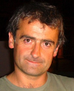 Basque filmmaker Asier Altuna hopes to finish his documentary later this year.