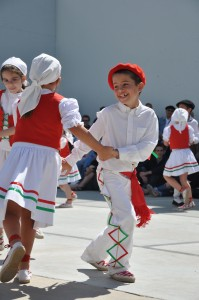 Bakersfield youngsters keep up their culture through folk dancing.