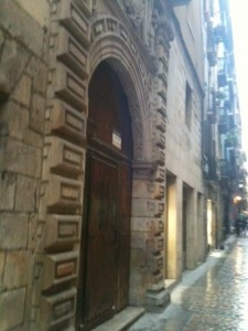 Some parts of the Casco Viejo of Bilbao date back to the 15th and 16th centuries.