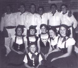 Bakersfield dancers