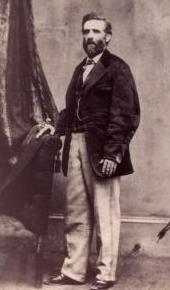 Gaston Oxarart was born in the Basque village of Aldudes. Photo: Courtesy of Los Encinos State Park.