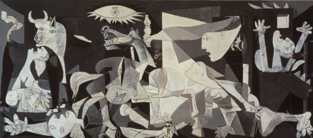 Guernica is one of the most iconic paintings in the world. Photo: Wikipedia.com