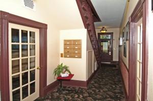 Inside Boise's Star Rooming House. Photo: Courtesy of John Bieter.
