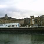 Hotel Maria Cristina, where many celebrities stay, and Victoria Eugenia Theater