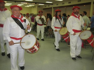 The Chino Klika played for the Southern California Basque Club festival in July.