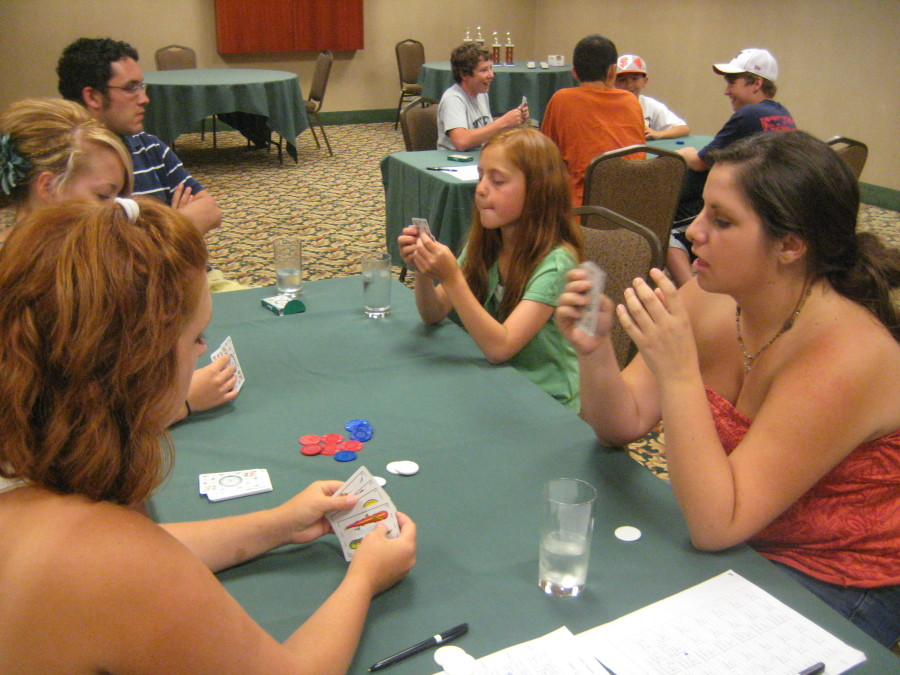 The late Jaime Brown was captured in this photo at the Jaialdi 2010 Junior Mus tournament.