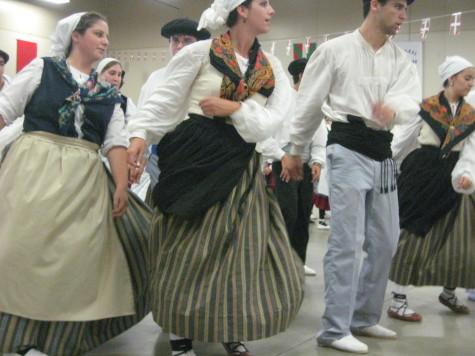 California Hartza dance group performed in Boise.