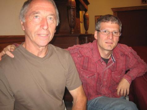 Erramun Martikorena and Mikel Markez