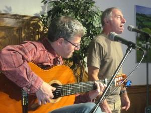 Mikel Markez and Erramun Martikorena performed together.