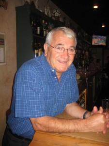 Benji Arduain, owner of Benji's Restaurant