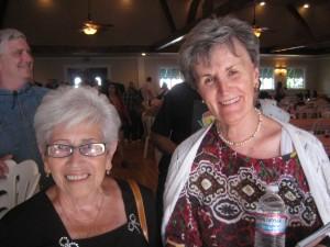Dolores Duhalde and Marichu Dutrey