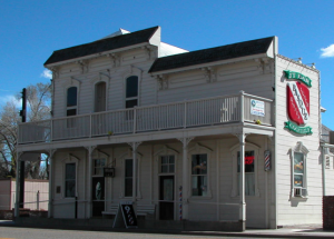 The historic Basque restaurant was the site of a Hollywood film shoot. Photo: University of Nevada.