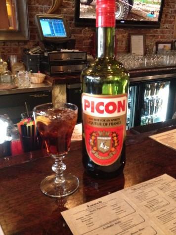 Picon Punch is a Basque favorite. Credit: Conquering Reno