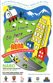 NABOs poster for the Reno festival
