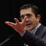Basque President Patxi Lopez. Photo: Lopez's Flickr page.