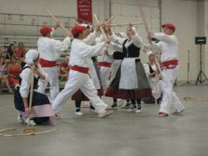 Bakersfield dancers perform at the Idaho Expo